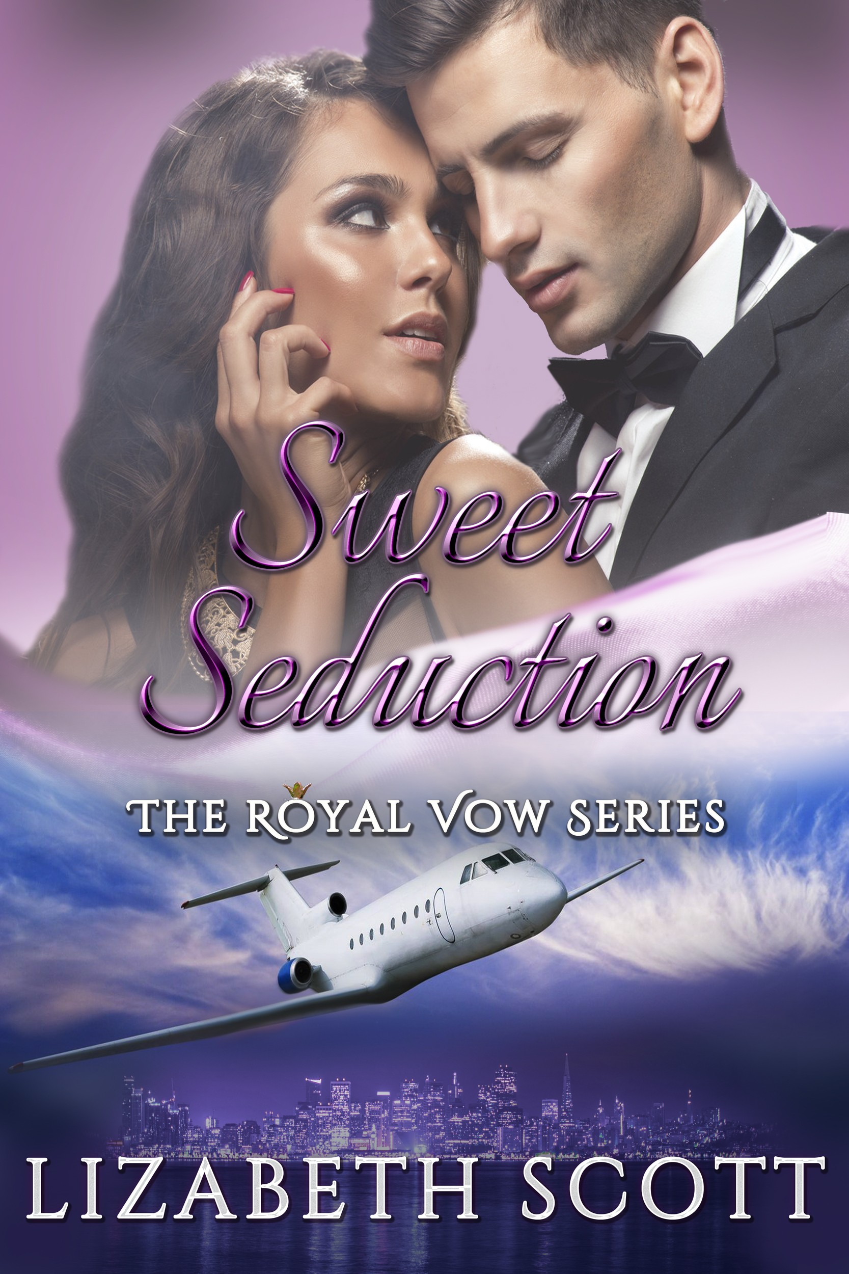 Sweet Destiny, Royal Vow Series, Contemporary Romance, Lizabeth Scott