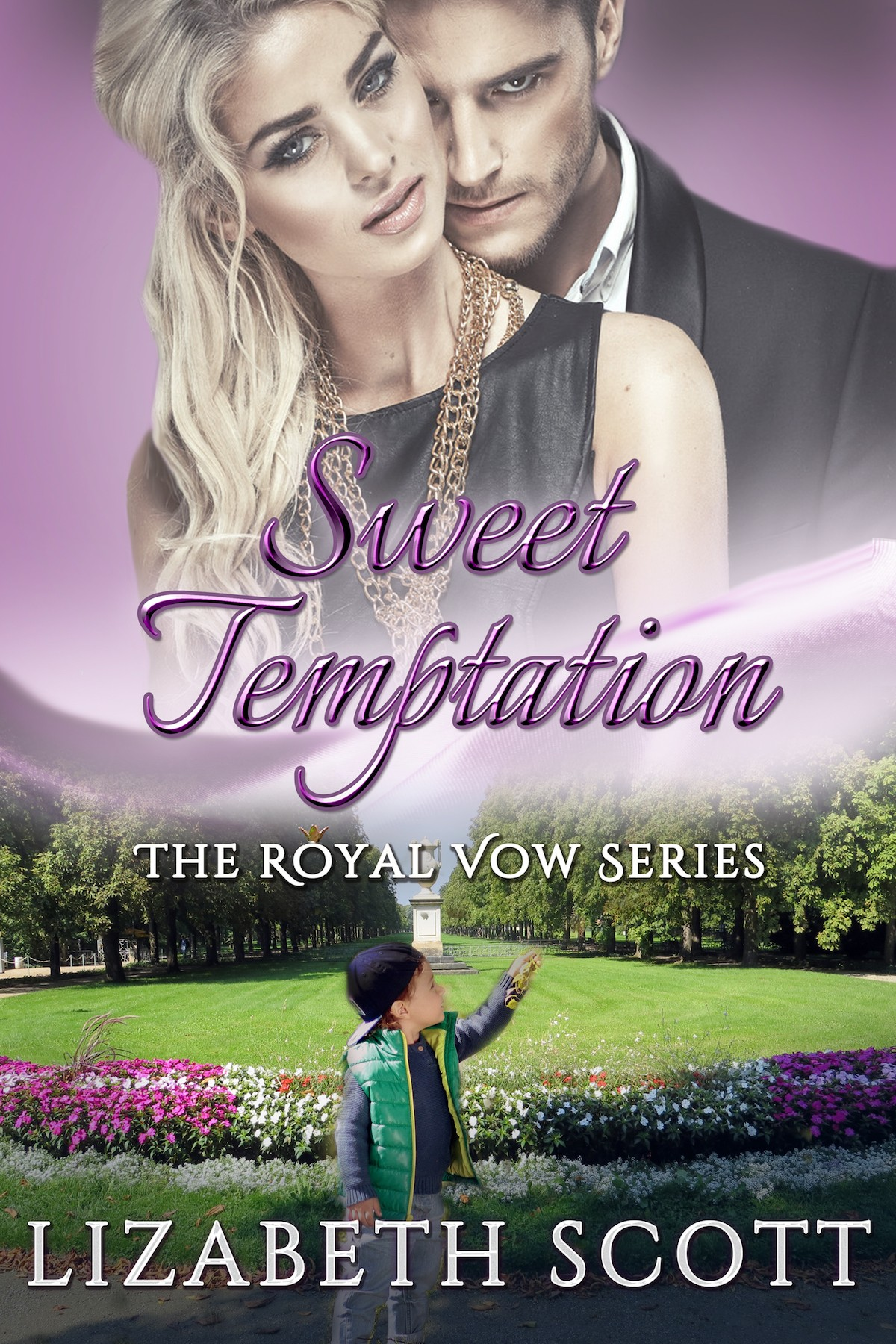 Sweet Temptation, Royal Vow Series, Contemporary Romance, Lizabeth Scott